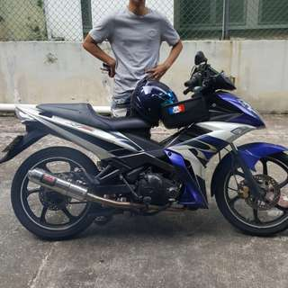 MOTORCYCLE FOR RENT !!