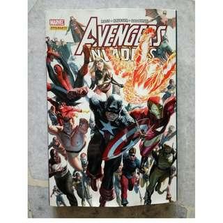 Marvel comics - Avengers Invaders