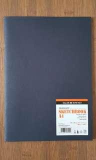 Daler Rowney Graduate Sketchbook A4