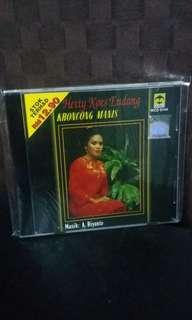 MUSIC CD hetty koes endang kroncong manis