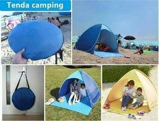 Tenda Camping Pramuka Menginap