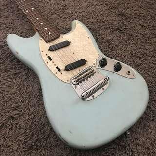 MIJ Fender Mustang '65 Reissue Relic