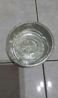 全新鋁箔碗3入