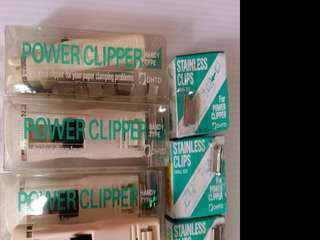 Power clipper
