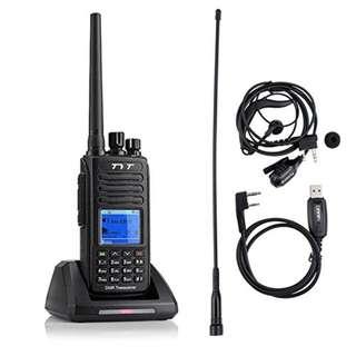 1392. TYT Tytera MD-390 DMR Digital Radio, Waterproof Dustproof IP67 Walkie Talkie