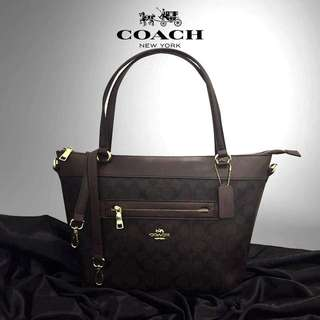COACH AUTHENTIC QUALITY