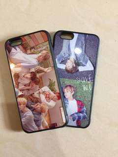 防彈BTS iPhone 6/6s Case(飯制