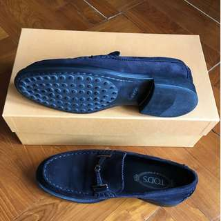 TOD'S Classic Loafers 100% Genuine [正品]
