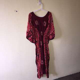 Kelawar Dress