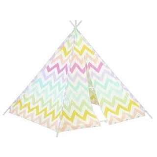 💯 Authentic Teepee Tent Pastel from Kids House for Bedroom or Party