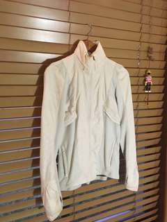 White Lululemon Jacket - High Quality
