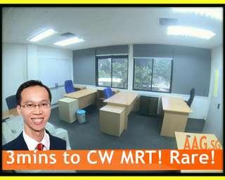 Rare Office Space near Commonwealth MRT!