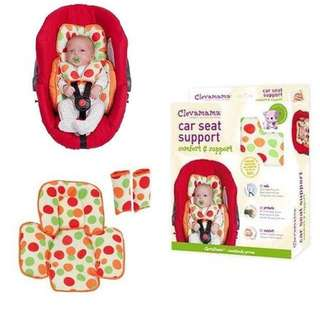 Preloved Clevamama Car Seat Support