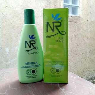Shampoo & Hair Tonic NR