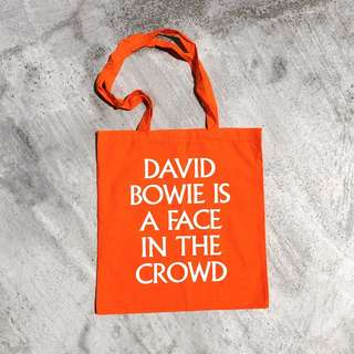 👨🏻‍🎤David Bowie Tote Bag