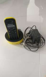 Panasonic 無線家居電話