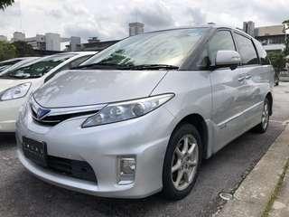 Toyota Estima Hybrid 2.4 Auto X