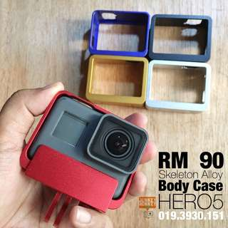 Alloy case Body Frame GOPRO HERO5/6