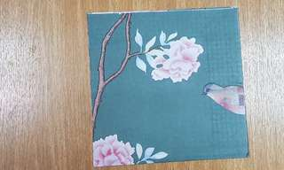 Napkin for Decoupage