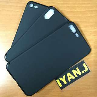 Soft Silicone Case - iPhone 7 , 7+ , 8 , 8+ , X