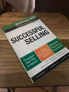 Successful Selling Book