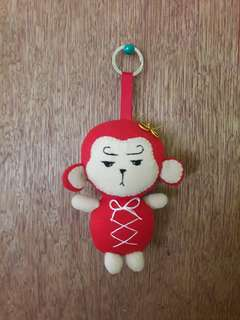 Hwayugi keychain