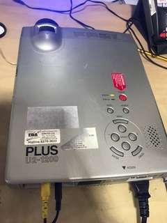 PLUS DLP Projector ( Model: U2-1200 ) @$180 Each.