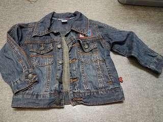 Disney Jeans Jacket