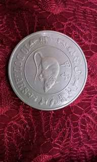1984 RAT $10 Singapore Old Coin