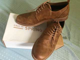Call It Spring- Brown