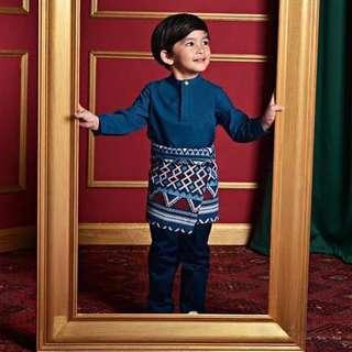 POKOKS Baju Melayu The Pulang