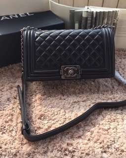 Boy Chanel、Chanel leboy 25cm,Chanel bag,香奈兒手袋