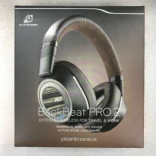 BNIB Plantronics Backbeat Pro 2