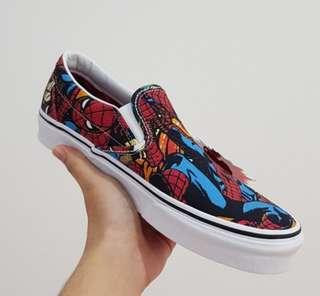 Vans x Marvel Spiderman