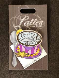 Lattes Rapunzel pin (For Trade)