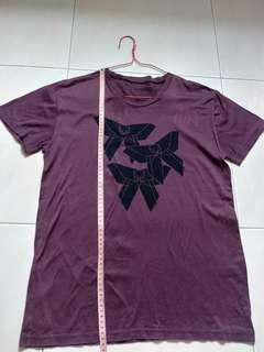 🚚 GSS clearance sale - Dior Homme Men Butterfly Bow-Tie Tee