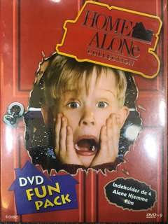 Home Alone: Box Set - 5 DVDs