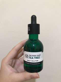 The Body Shop - Tea Tree Serum