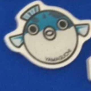 Puffer sticker