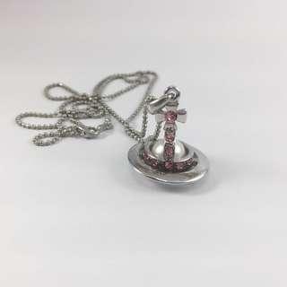 Viviane westwood inspired pendant