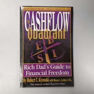 Cashflow Quadrant: Rich Dad's Guide to Financial Freedom