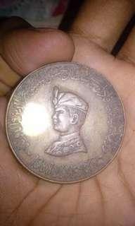 kenangan pertabalan sultan brunei
