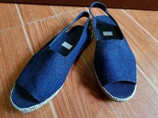 PREMOND half shoes espadrilles for women for 250 php per pair