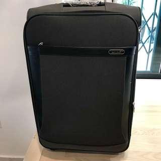 Barry Smith Black Lockable Luggage #july100