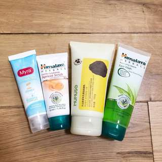 Facial wash bundle
