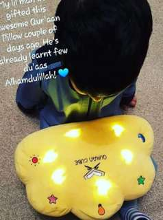 Qurqn pillow