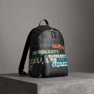 Burberry rucksack backpack pre order