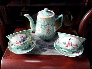 Tea Set 5 pcs set.