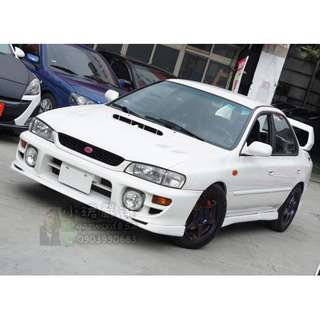 2000 Subaru GC8