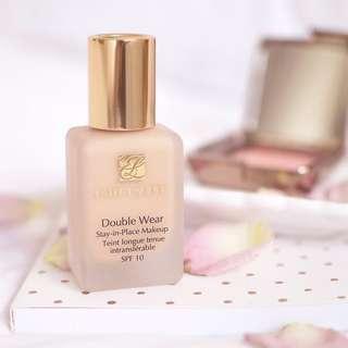Instock New Estée Lauder Estee Double Wear Foundation Desert Beige 2n1 suitable for mac nc20